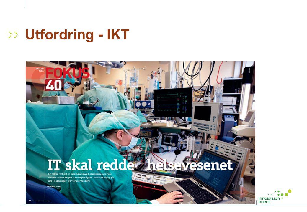 6 Utfordring - IKT
