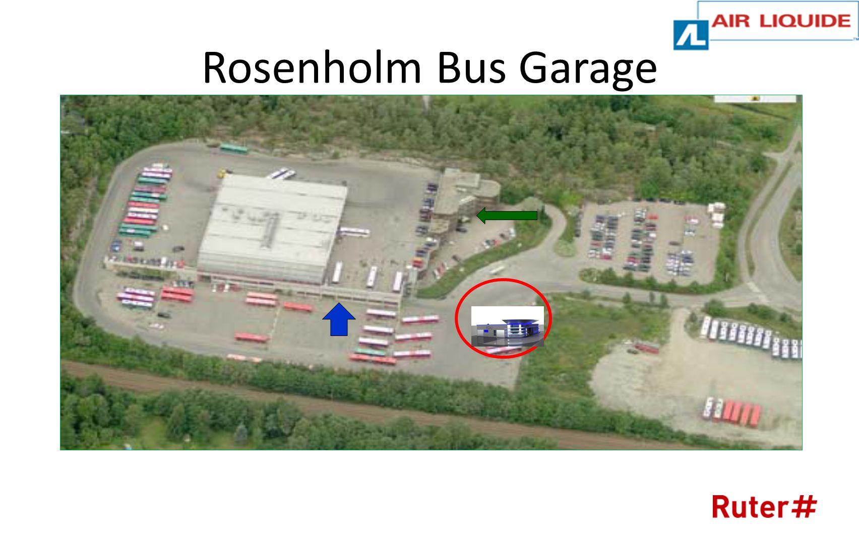 Rosenholm Bus Garage