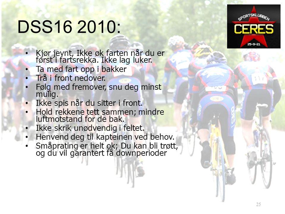 • Rullekjøring Gudbrandsdalen DSS16 2009: 24