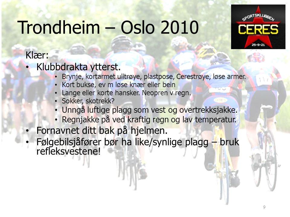 DSS16 2010: Hvordan 2009.