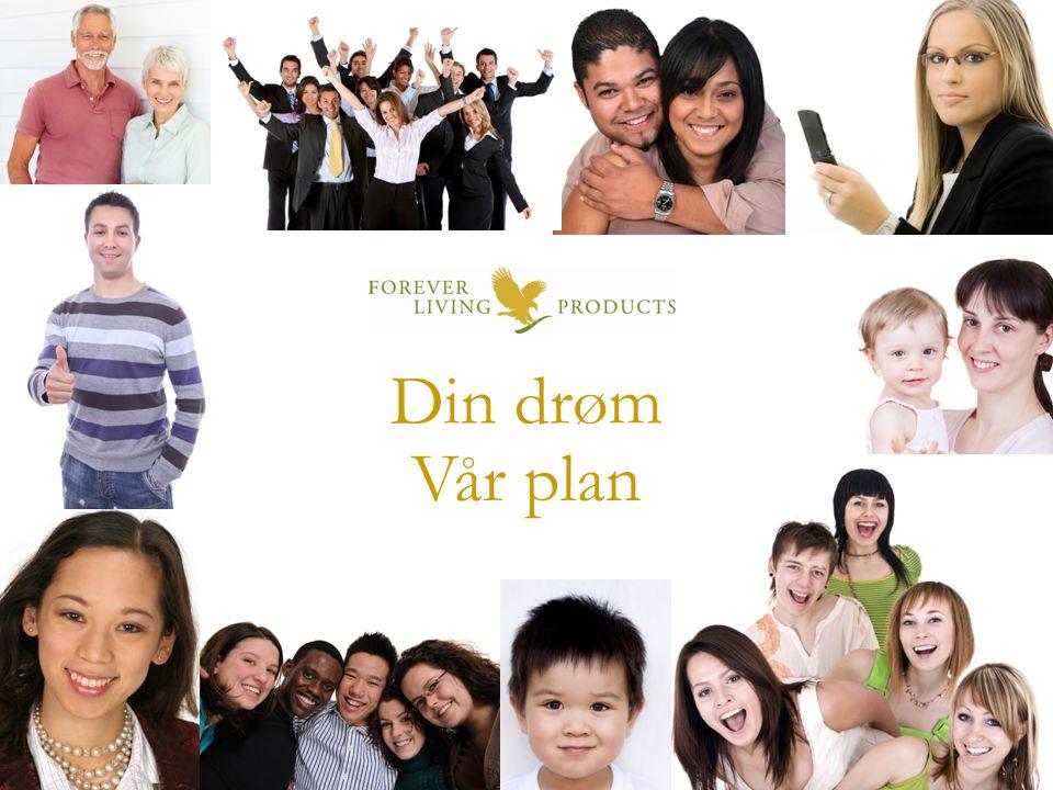 Din drøm Vår plan