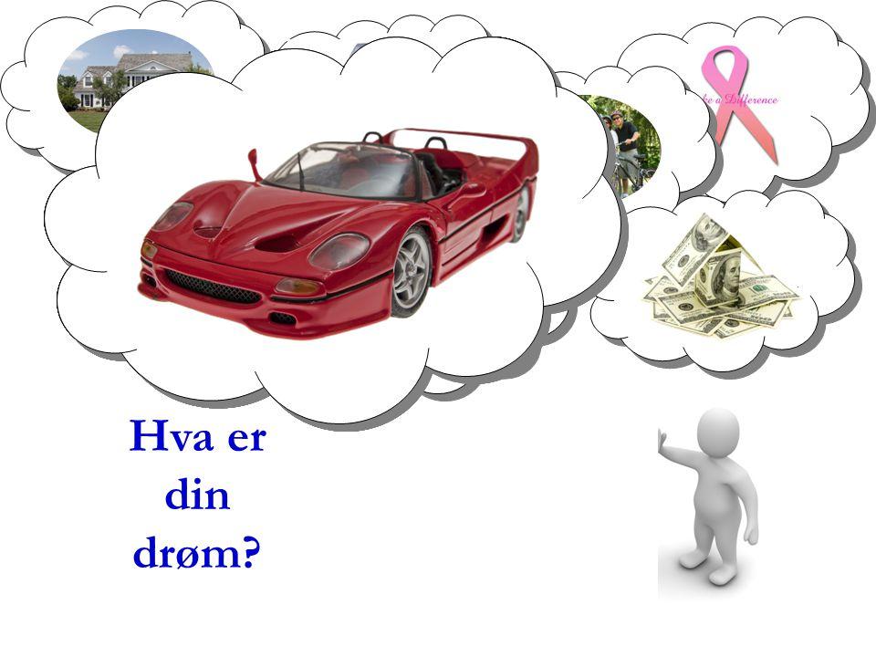 Hva er din drøm?