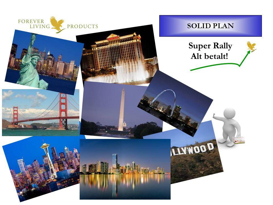 SOLID PLAN Super Rally Alt betalt!