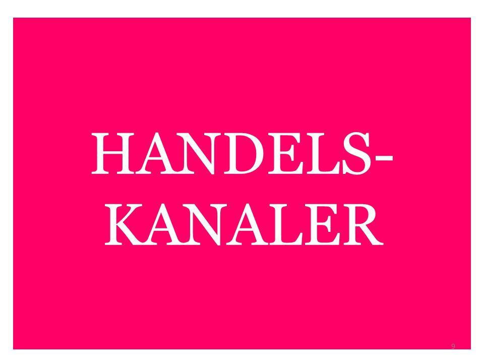 HANDELS- KANALER 9