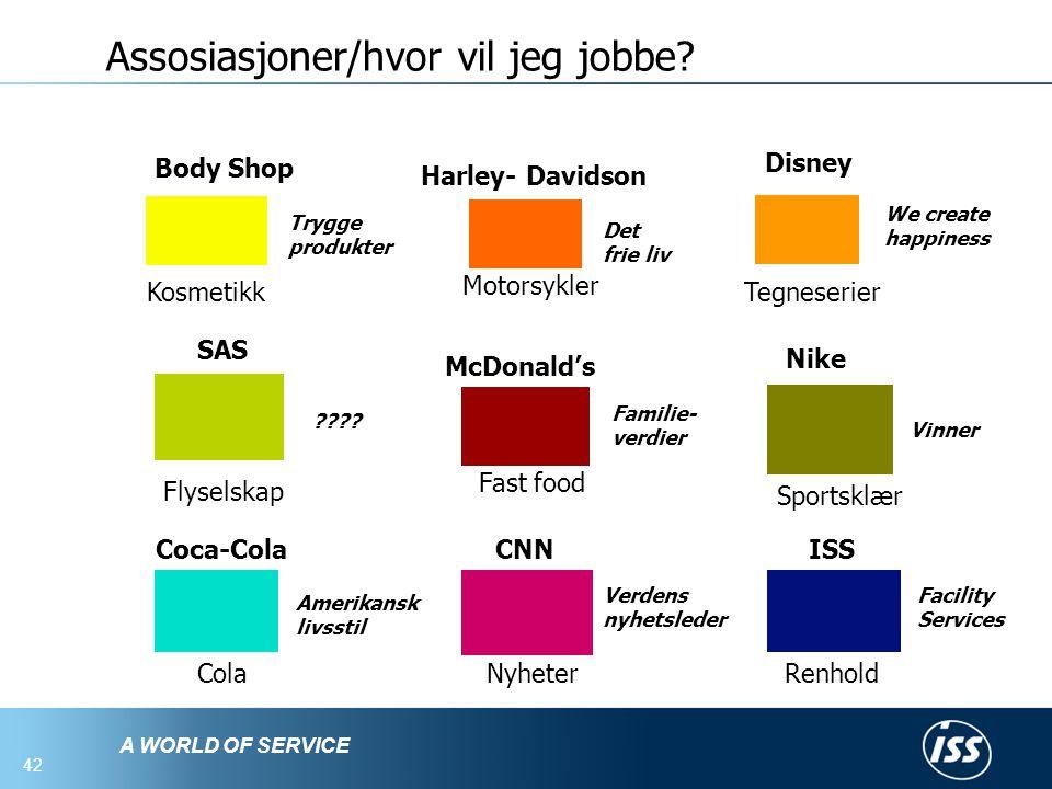 A WORLD OF SERVICE 42 SAS Flyselskap ???.