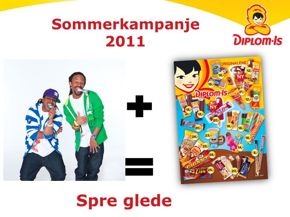 Spre glede Sommerkampanje 2011