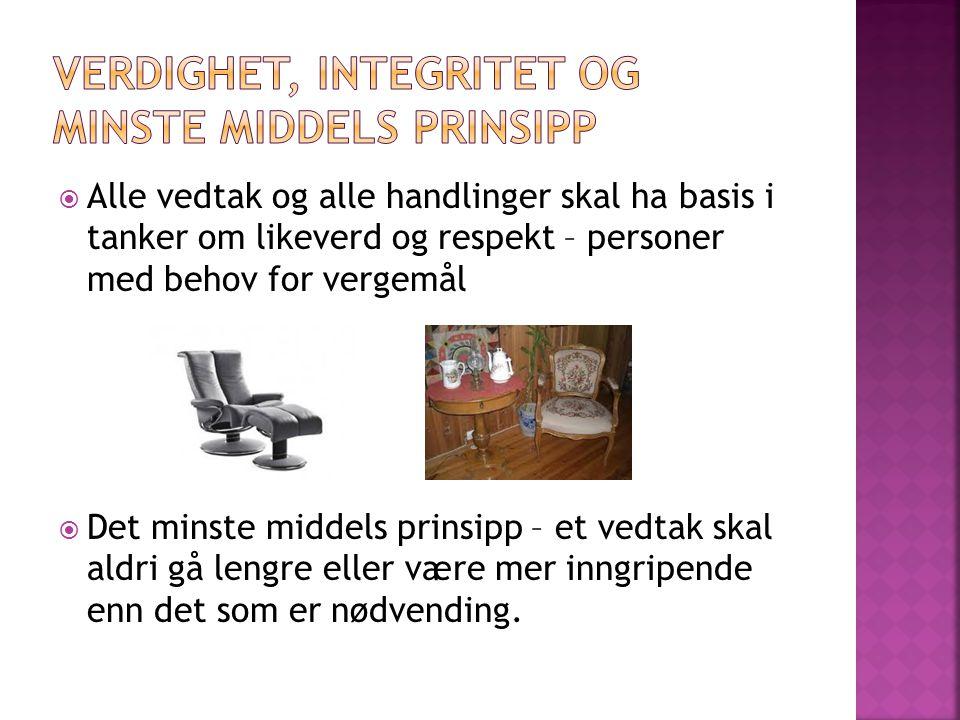  Ot.prp.nr 110 (2008-2009) Om lov om vergemål (vergemålsloven)  Og Prop.