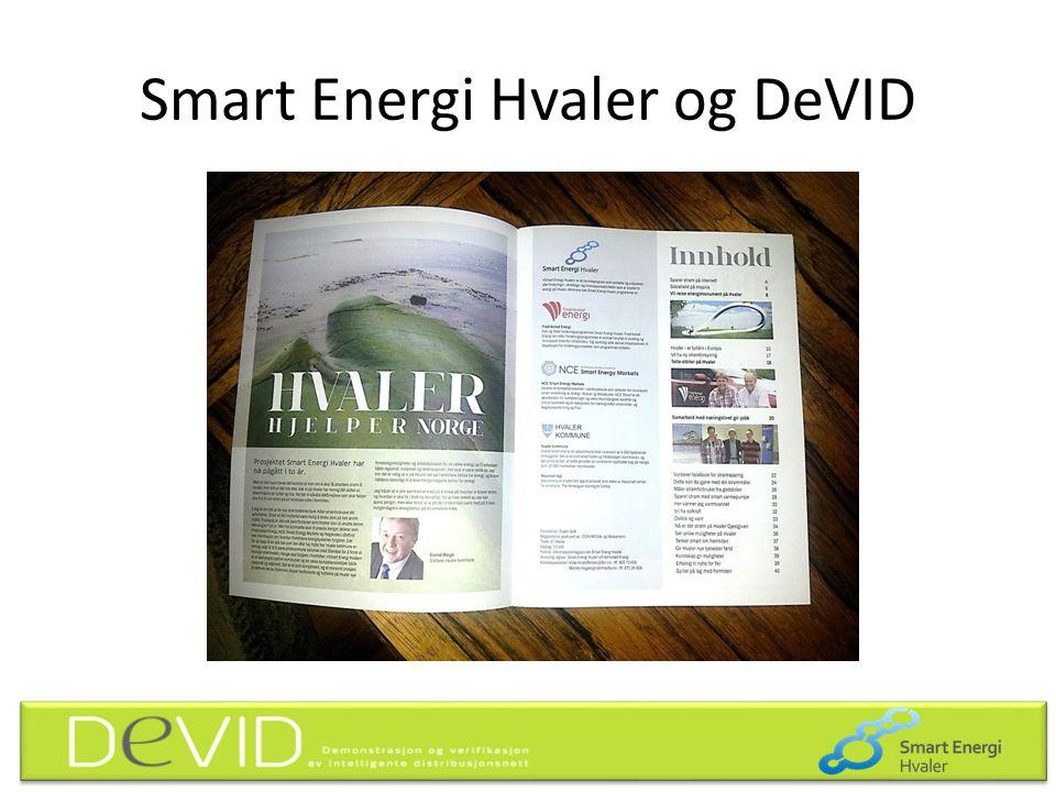 Smart Energi Hvaler og DeVID