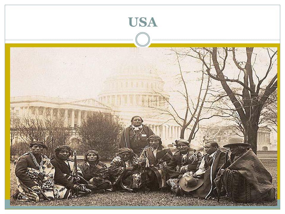 USA  I løp av 1800-tallet vokste USA kraftig både i areal og i antall mennesker  USA ble en økonomisk stormakt med industri og landbruk på et toppni