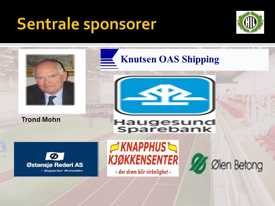 Knutsen OAS Shipping Trond Mohn