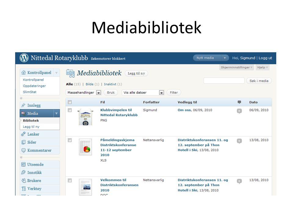 Mediabibliotek