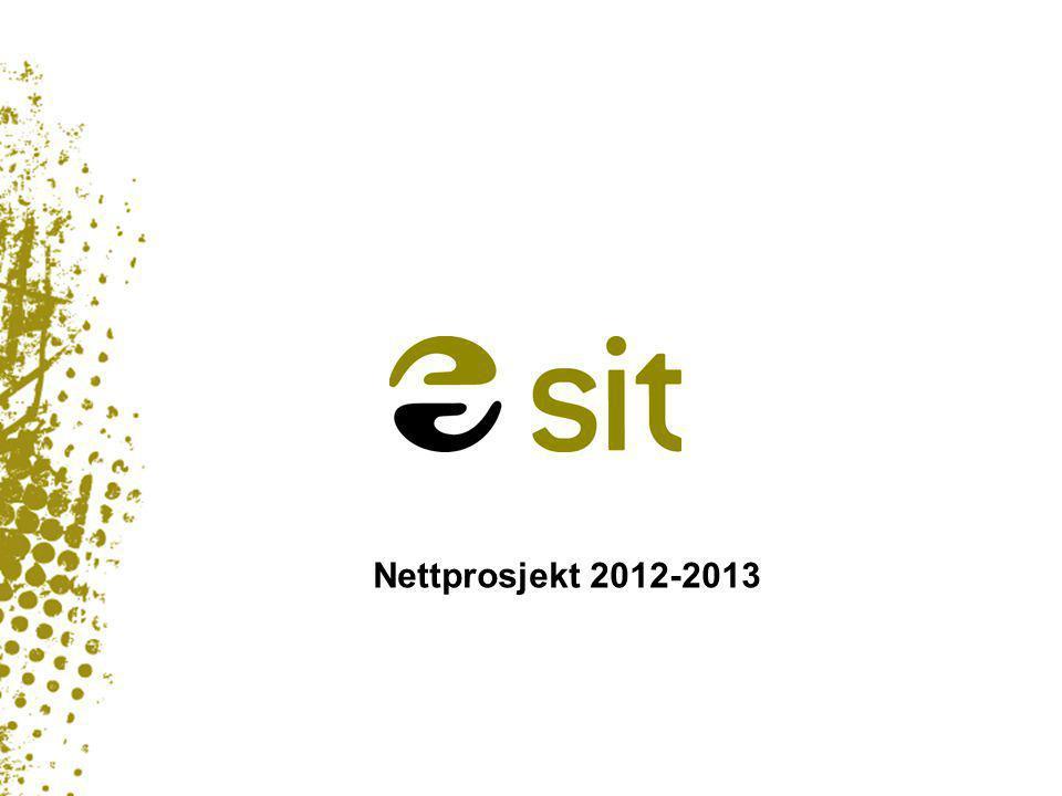 Nettprosjekt 2012-2013