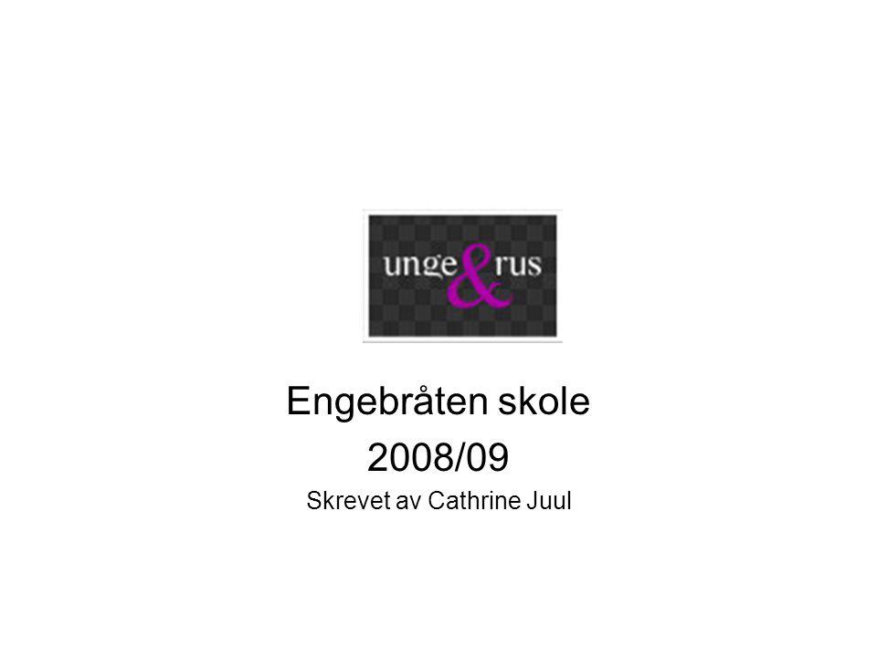 Engebråten skole •Ren ungdomsskole på Grefsen/Kjelsås i bydel Nordre Aker •237 elever på 8.