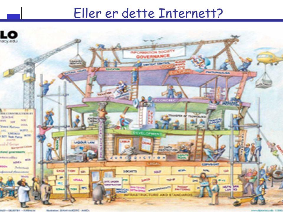 FINF- H -04, 14 september 2004 Arild Jansen.AFIN/UiO 20 Hvordan hvordan bygges de.