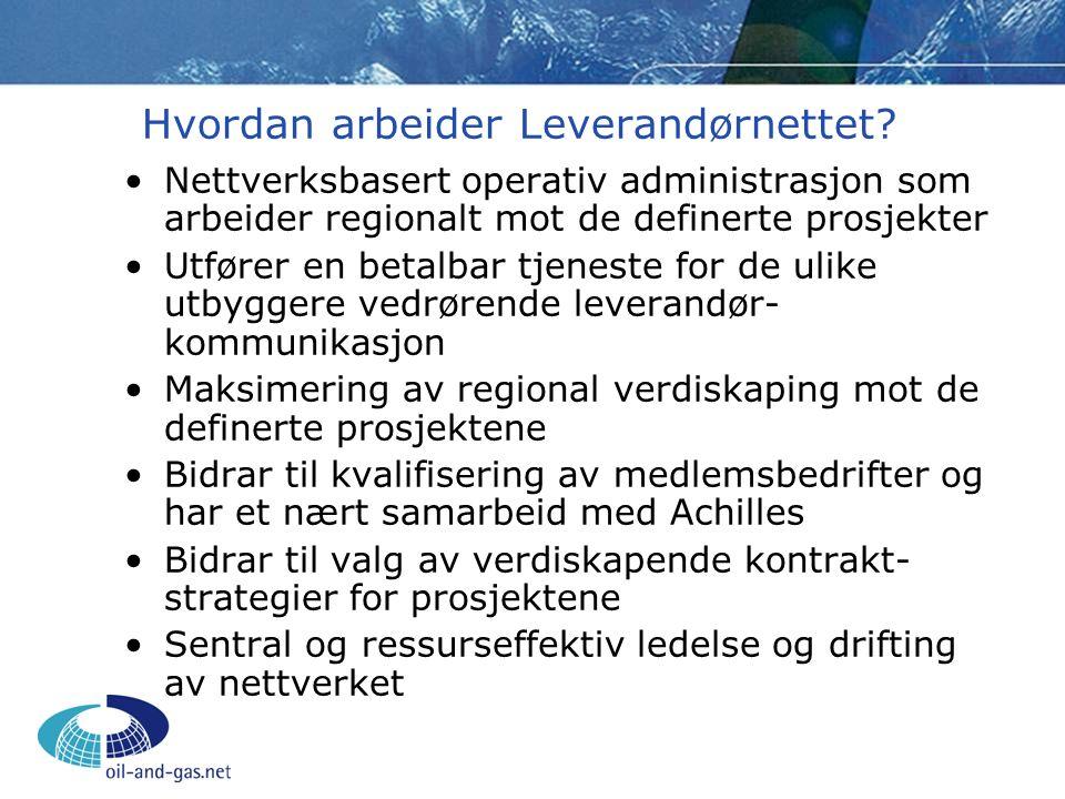 Formelt samarbeid med regionale prosjektorganisasjoner •Regionale prosjektaktiviteter i andre regioner enn Midt-Norge søkes ivaretatt av samarbeidende organisasjoner •De regionale prosjektorganisasjoner blir funksjonsmessig en del av LOG og benytter LOGs nettsted og verktøy •LOG assisterer de regionale prosjektorganisasjonene med kompetanse, produktutvikling, kursmateriell, webredigering, operatørkontakt osv.