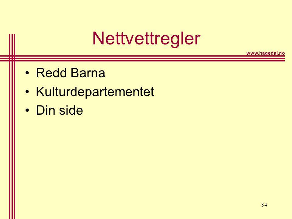 www.hagedal.no 35 Elevene henter stoff for videre bruk •Kan stoffet brukes lovlig av elevene.
