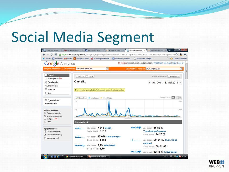 Social Media Segment