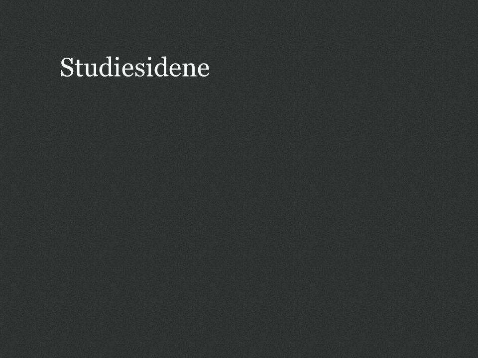 Studiesidene