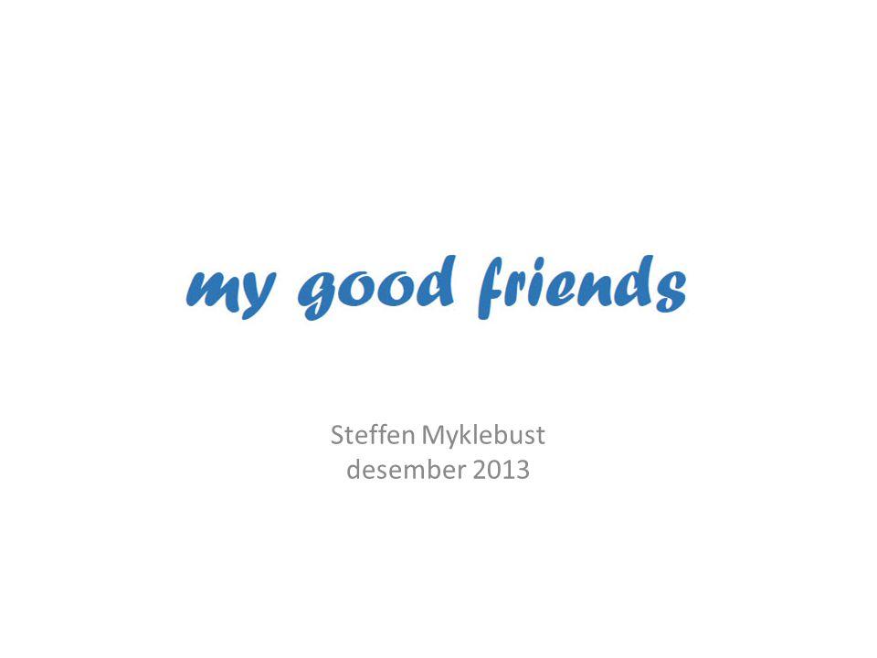 Steffen Myklebust desember 2013