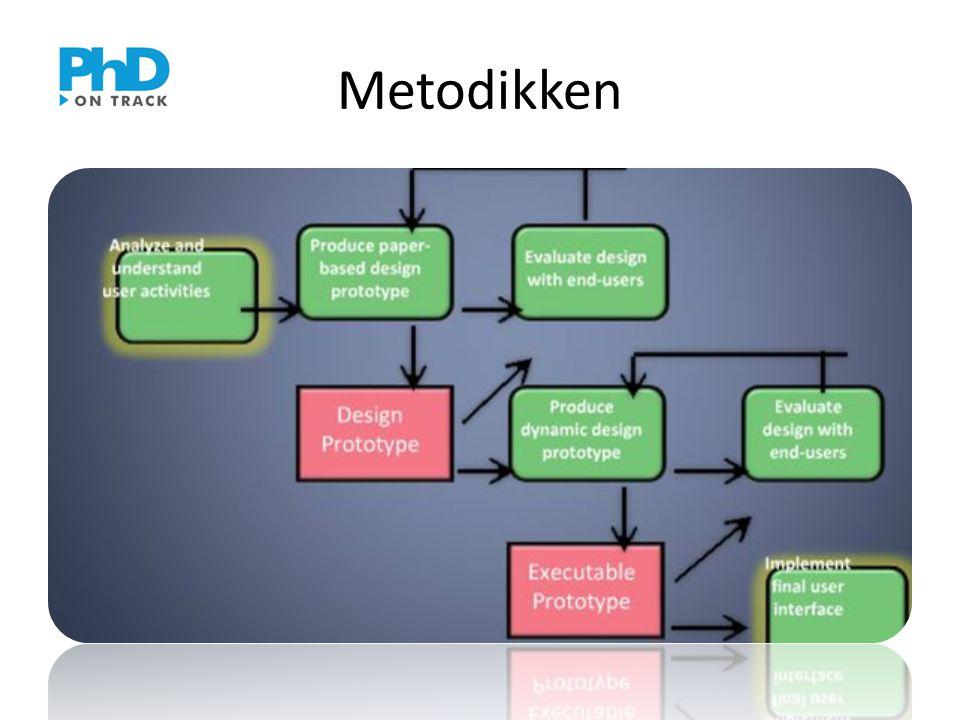 Metodikken