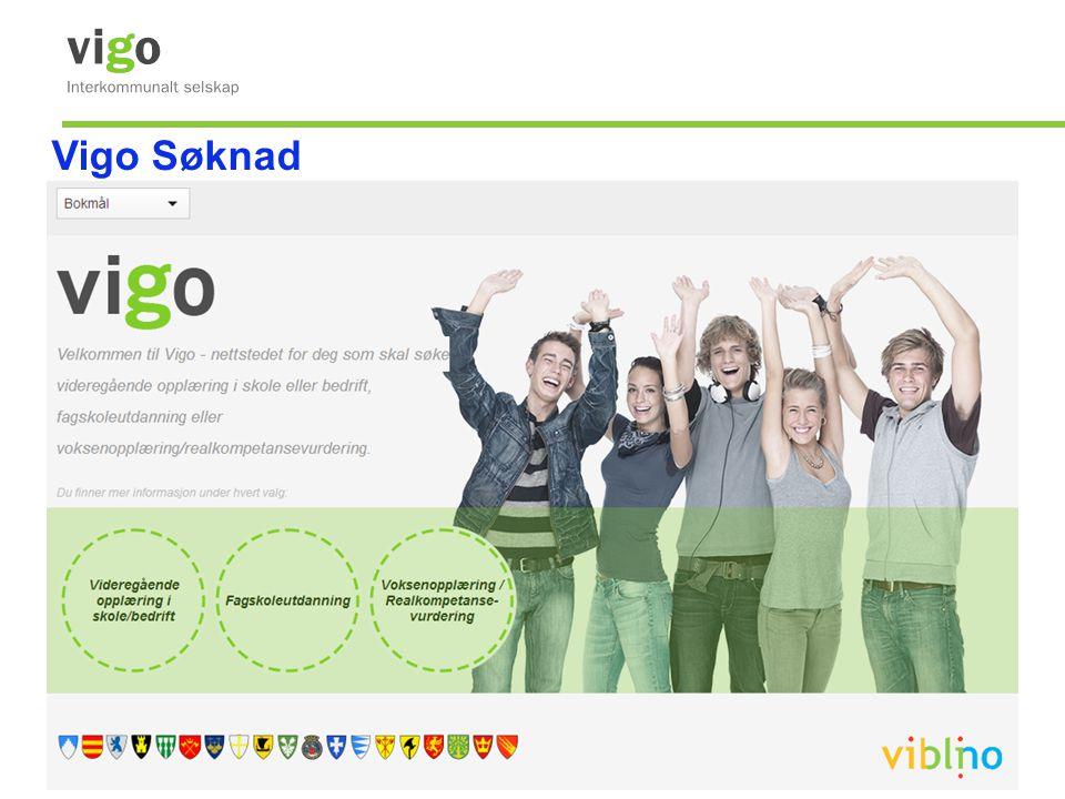Vigo Søknad