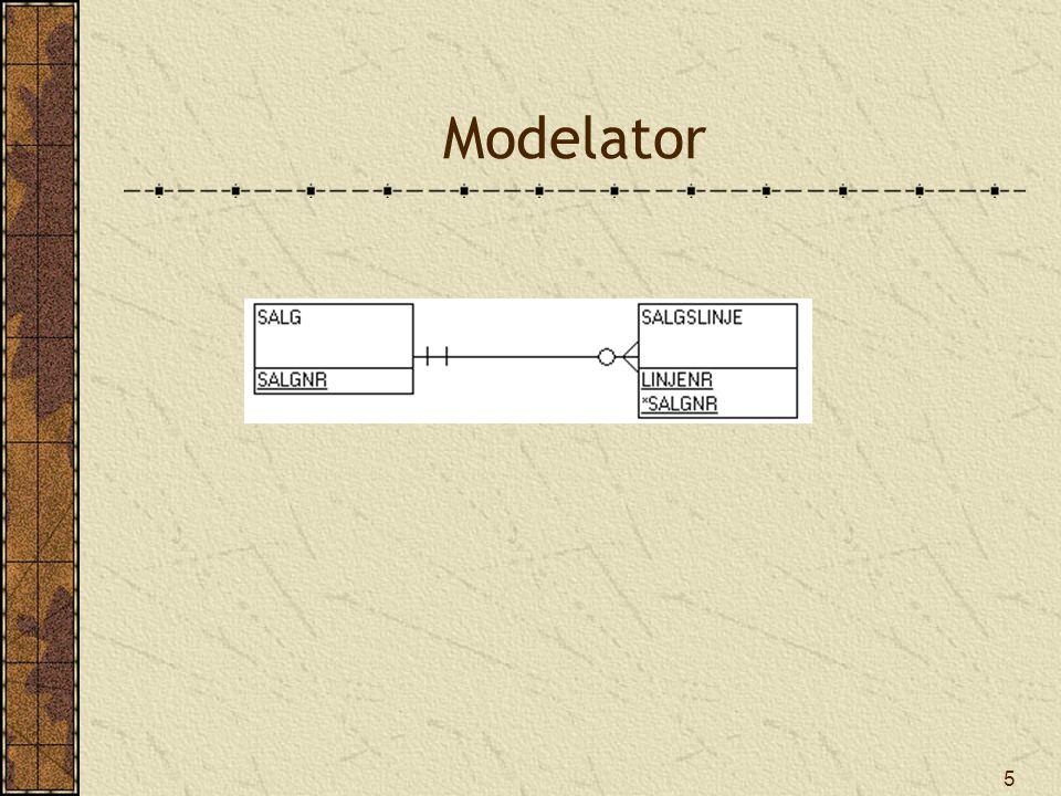 5 Modelator