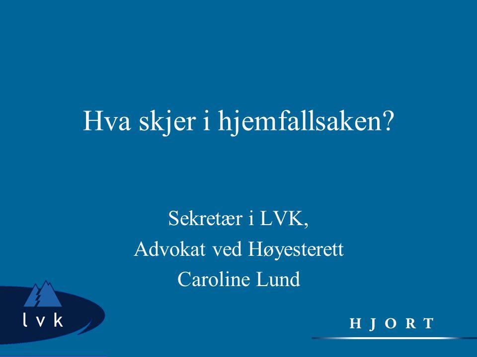 Mindretallets forslag •KS, LO og LVK (NOU s.148 og s.
