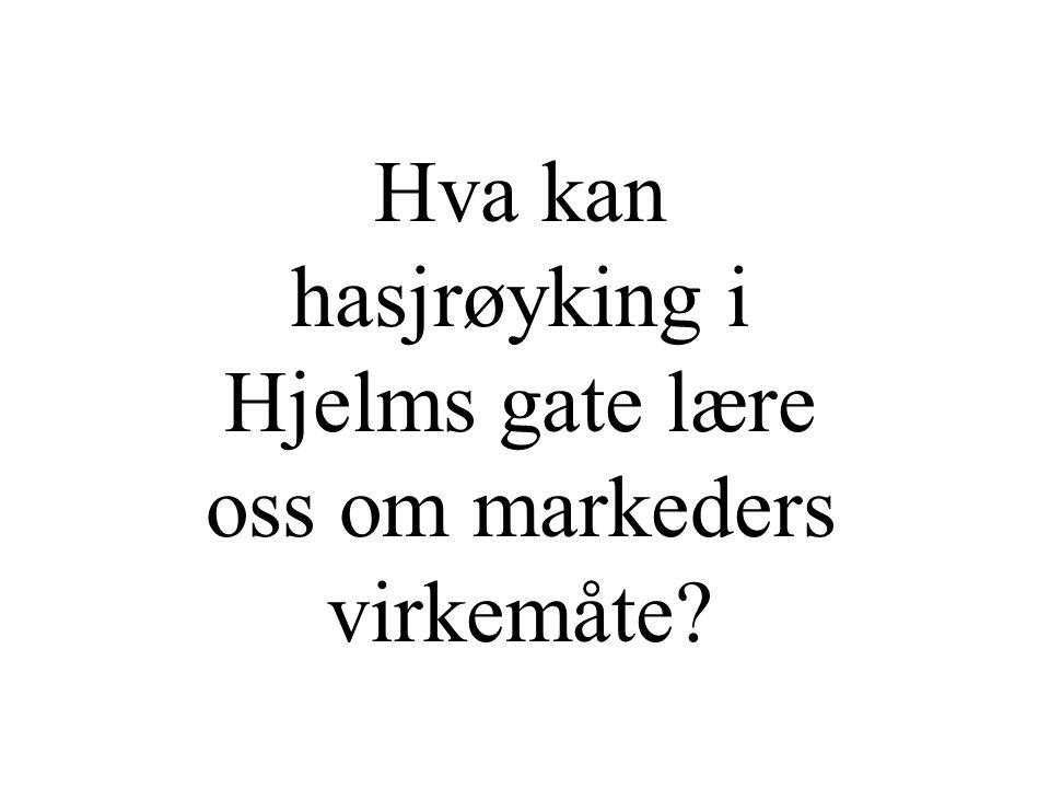 Ivar Tronsmo om Hjelms gate Alle delte alt likt, unntatt arbeidet Dagens Næringsliv 13. mai