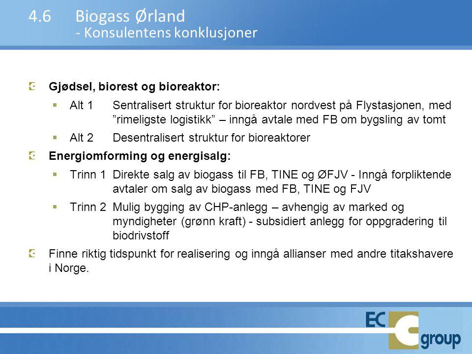 """Gjødsel, biorest og bioreaktor:  Alt 1Sentralisert struktur for bioreaktor nordvest på Flystasjonen, med """"rimeligste logistikk"""" – inngå avtale med FB"""