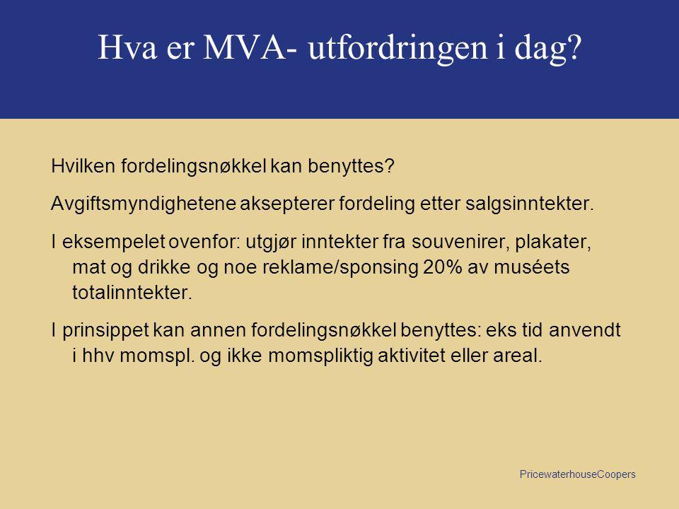MVA-refusjon tilbake i tid Hva bør gjøres.