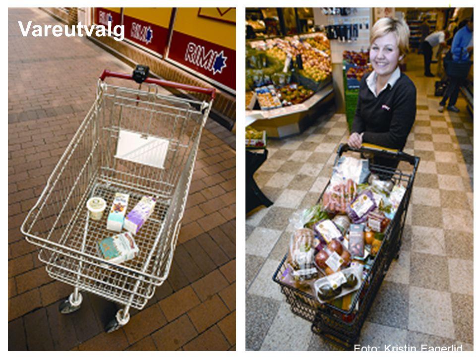 Pleier du å handle økologisk mat.