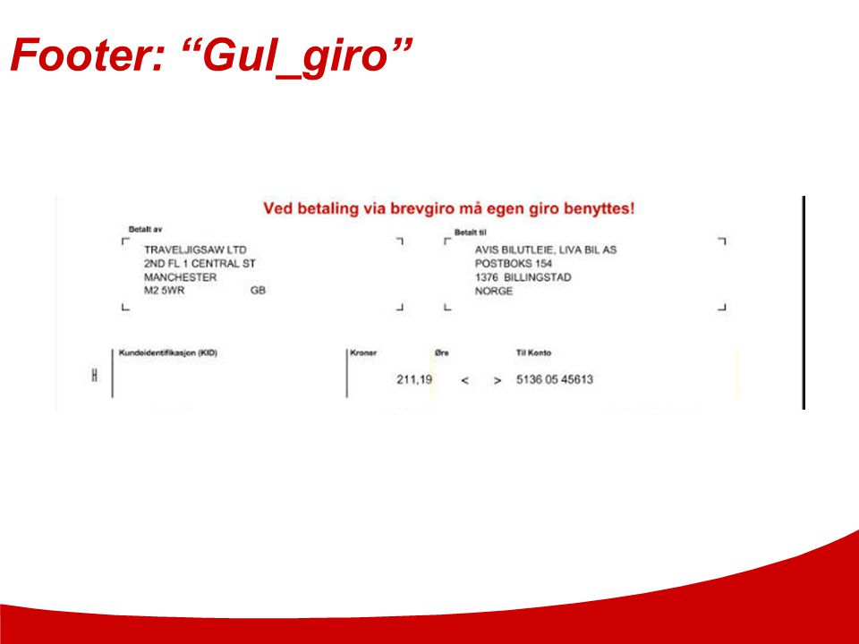 """Footer: """"Gul_giro"""""""