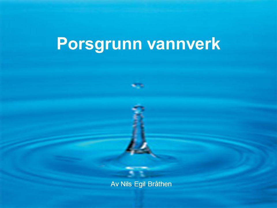 Flaske- eller springvann F1-13-0632 Porsgrunn vannverk Av Nils Egil Bråthen