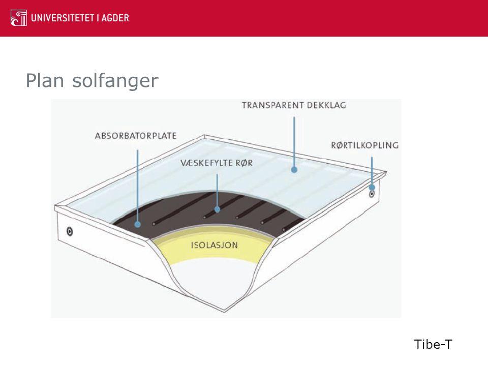 Plan solfanger Tibe-T