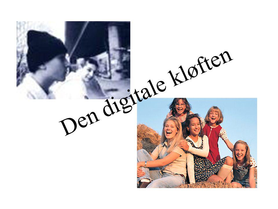 Den digitale kløften