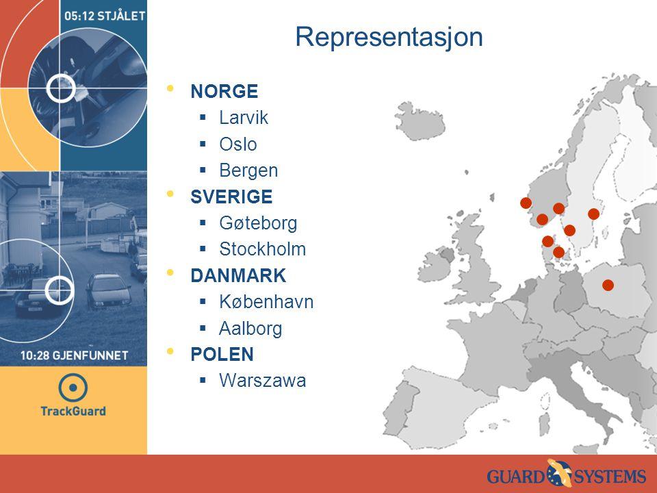  Etablert i 1992.  Hovedkontor i Larvik med 20 ansatte.
