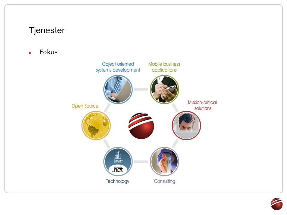  å levere riktige løsninger for kunden- kortsiktige gevinster  samarbeid med kunden- tradisjonelle kunde leverandørforhold  smidighet- fastlagt prosess og faste verktøy  integritet- partnerskap Vi prioritererfremfor Verdier