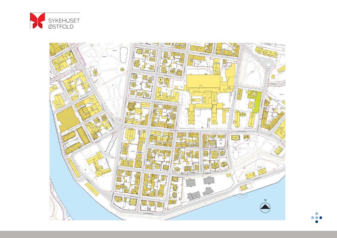 SYKEHUSOMRÅDET Sykehuset Østfold skal i 2015 flyttes til Kalnes i Sarpsborg.