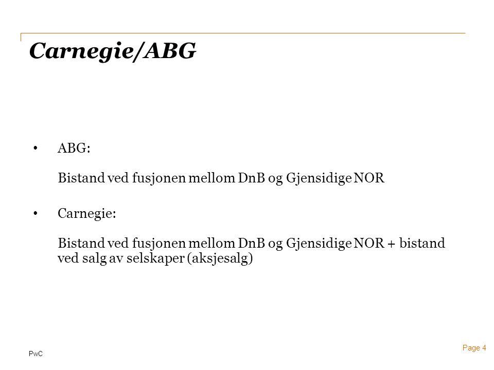 PwC Page 5 EU-rettens betydning for norsk rett • EU-domstolens praksis • De mer overordnede tolkingsprinsipper som EU-domstolen har etablert.