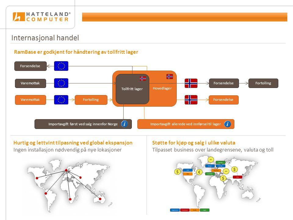 Infrastruktur Drift og vedlikehold Som kunde hos oss trenger du bare tilgang til Internett og pc med nettleser.