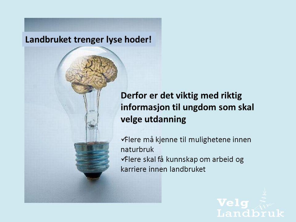 Norsk Landbruksrådgivning: • Av NLRs 270 medarbeidere vil 70 gå av med pensjon fram til 2020.