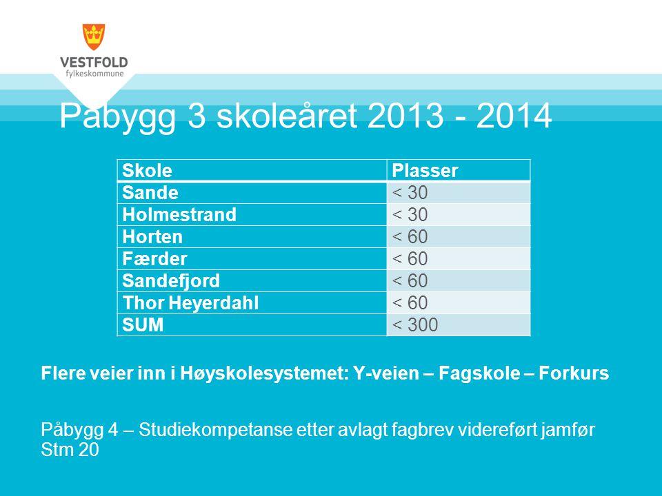 Helse og oppvekstfag – HELSEARBEIDERFAGET Norge trenger 60.000 helsefagarbeidere innen 2035 – Vestfold trenger da 3000 Sikreste yrke for framtiden Av 400 søkere til HO ender ca 40 opp som Helsefagarbeidere Antallet i Vestfold må firedobles!