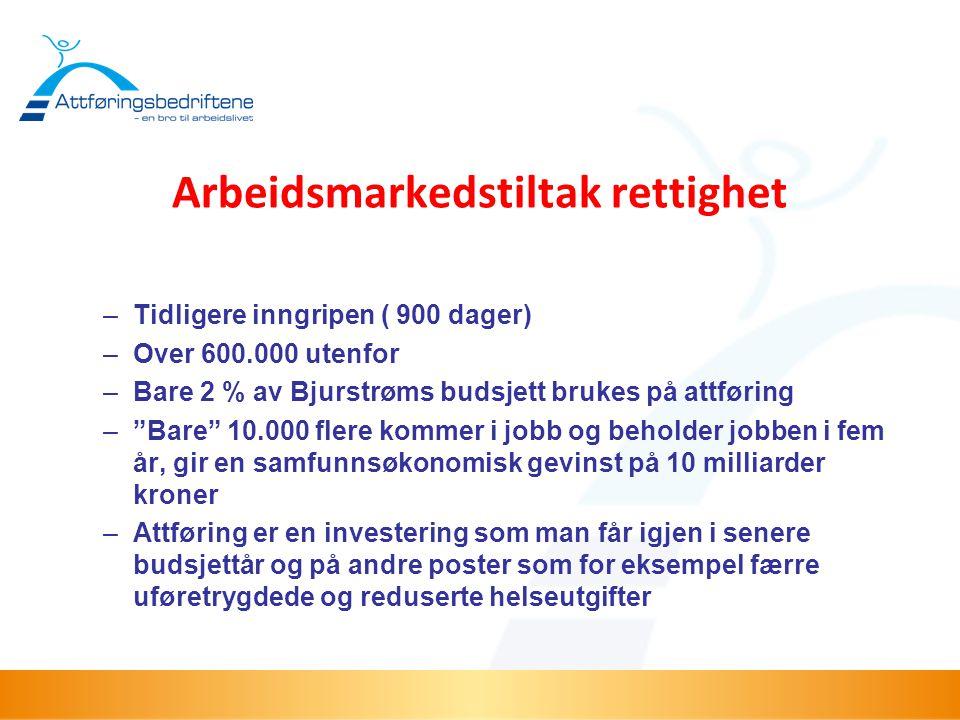 Equass Assurance - Som politiker er det en trygghet å vite at attføringsbedriftene nå tar i bruk dette kvalitetssystemet, sier statsråd Bjarne Håkon Hanssen.