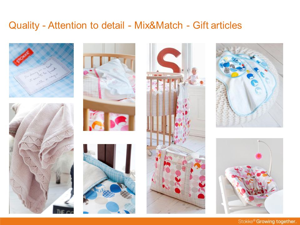 Products: STOKKE ® CARE™