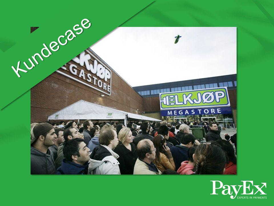 Kort om PayEx Kundecase