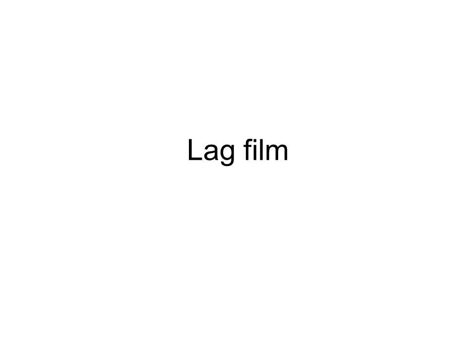 Lag film