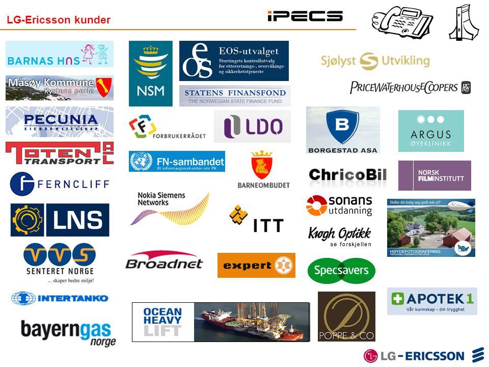 LG-Ericsson kunder