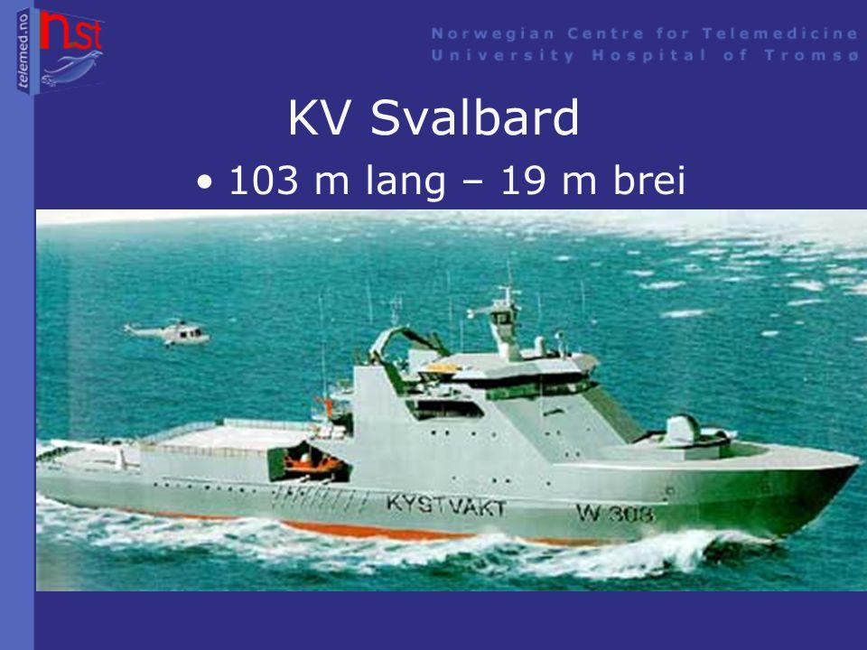 MS Polarlys •123 m lang - 19,5 m brei