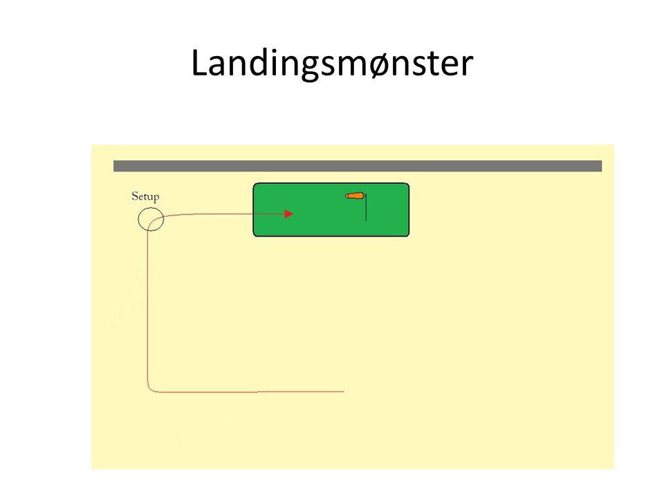 Landingsmønster