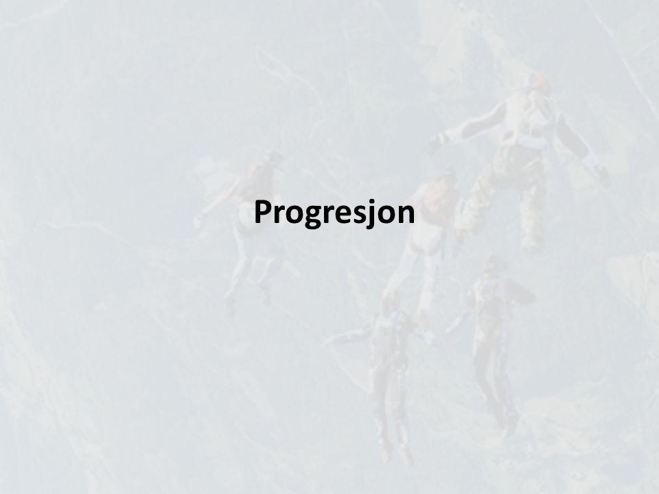 Progresjon